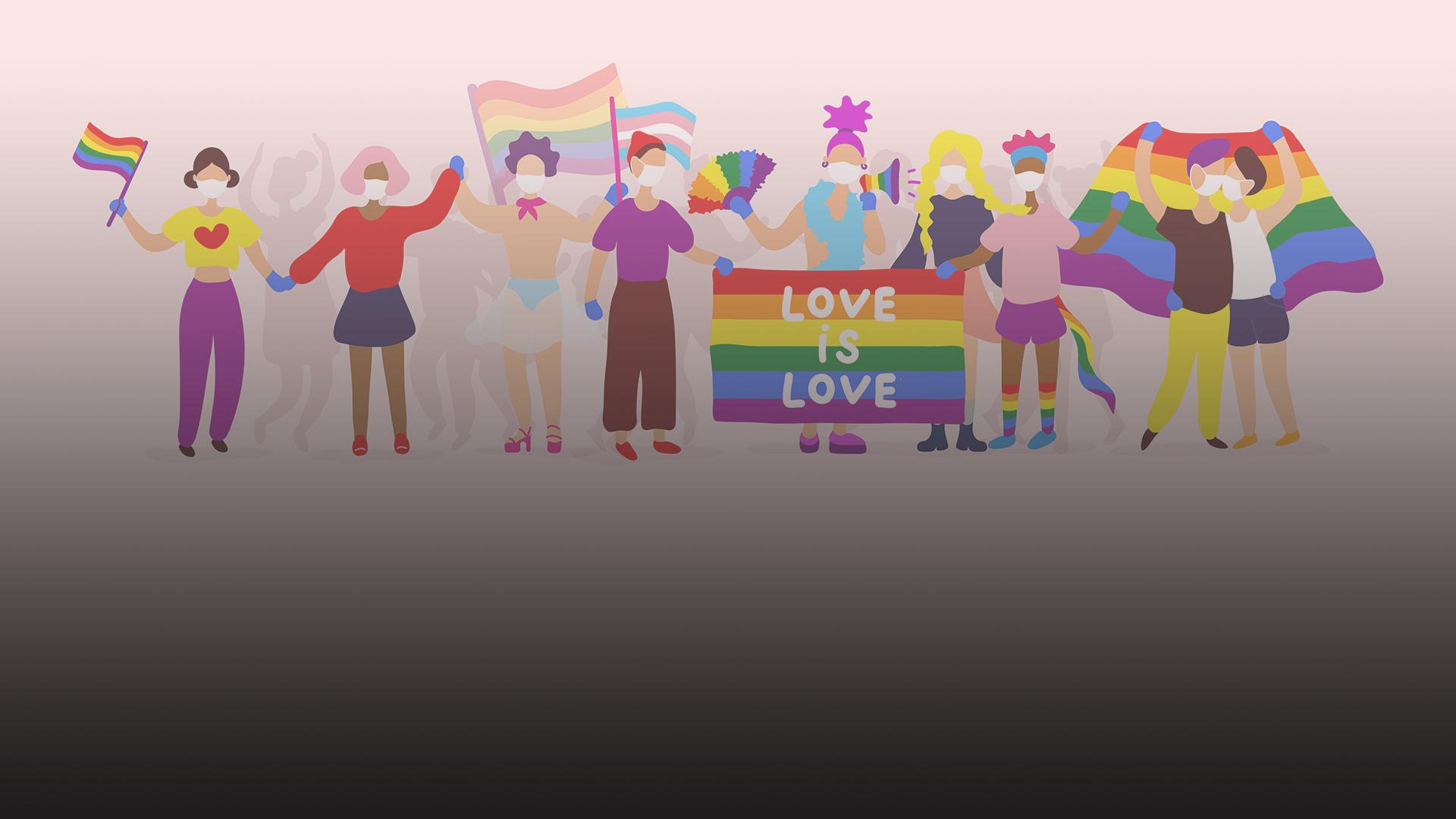 Mes del Orgullo LGBTQ